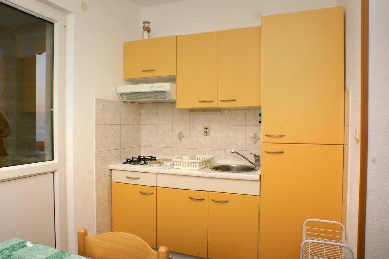 Cozinha, Superfície: 3 m²