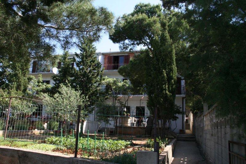 Two bedroom apartment Stara Novalja, Pag (A-4142-a), alquiler de vacaciones en Stara Novalja