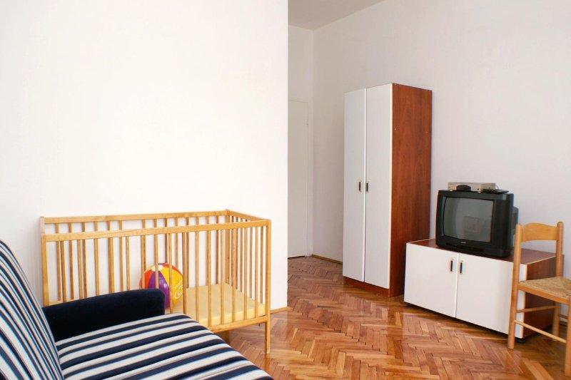 Chambre à coucher, Surface: 11 m²