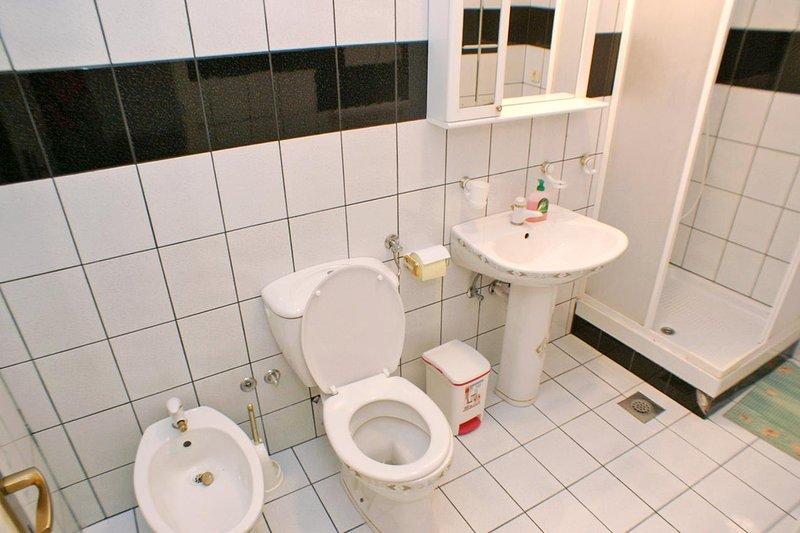 Salle de bains, Surface: 5 m²