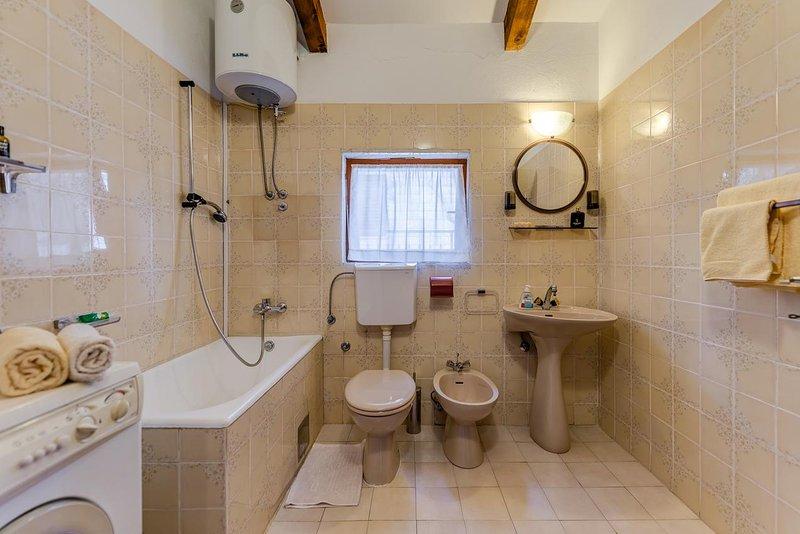 Casa de Banho 1, Surface: 5 m²