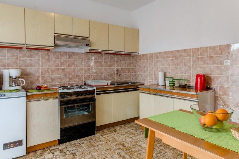 Cozinha, de superfície: 4 m²