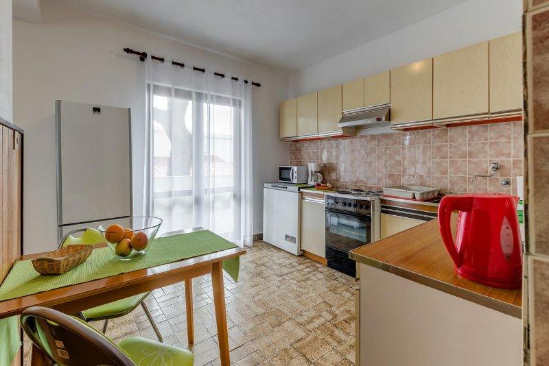 sala de jantar, de superfície: 6 m²