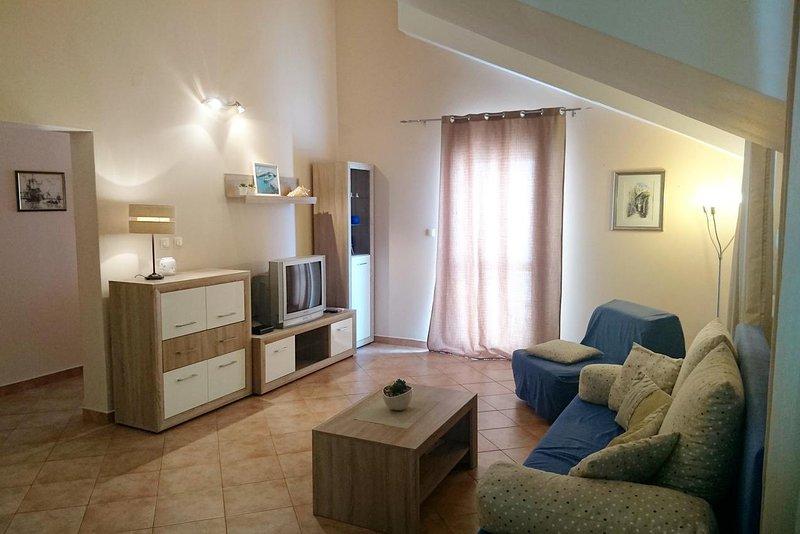 Wohnzimmer, Fläche: 17 m²