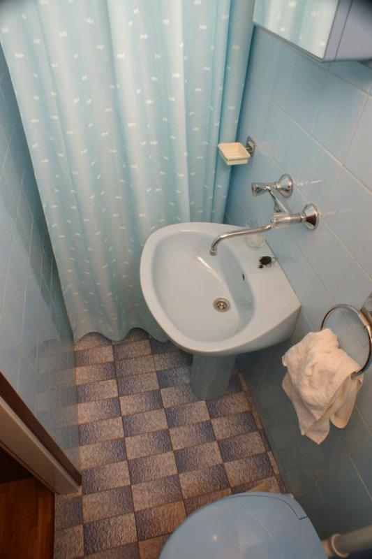 Salle de bain 2, Surface: 2 m²