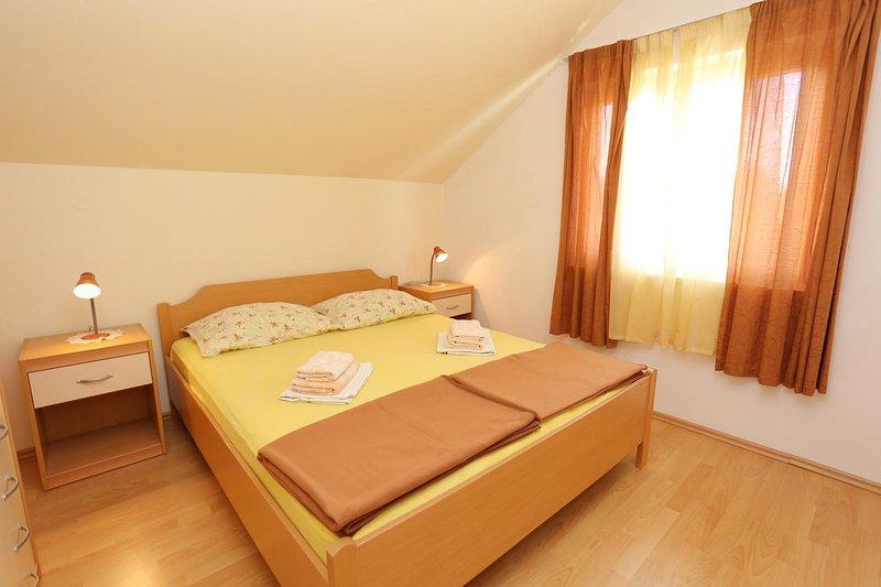 Slaapkamer 1 Oppervlakte: 11 m²