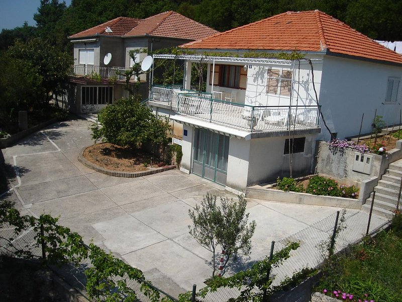 Two bedroom apartment Kučište - Perna, Pelješac (A-4540-a), casa vacanza a Kuciste