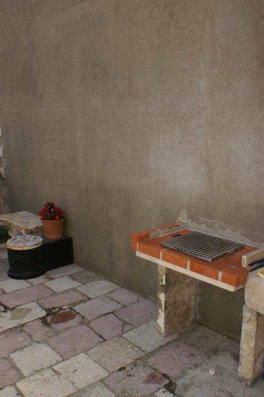 Terrasse, Surface: 40 m²