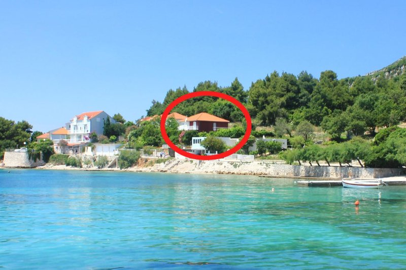Two bedroom apartment Kučište - Perna, Pelješac (A-4542-b), casa vacanza a Kuciste