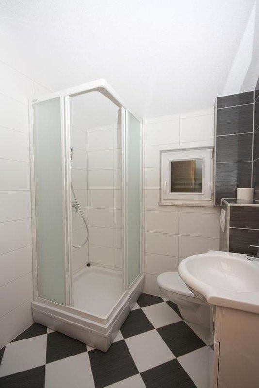 Salle de bains, Surface: 4 m²