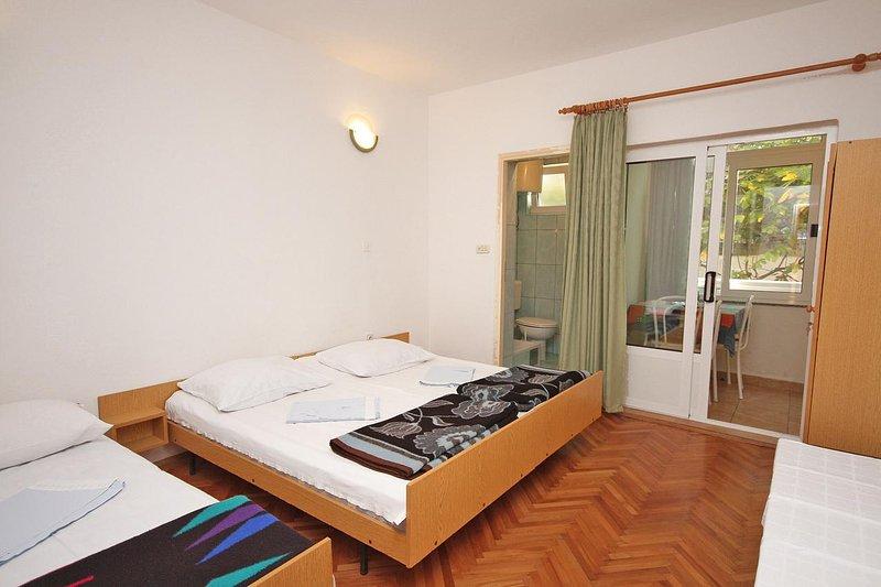 Chambre à coucher, Surface: 13 m²