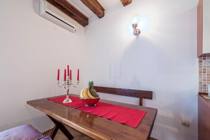 sala de jantar, de superfície: 10 m²