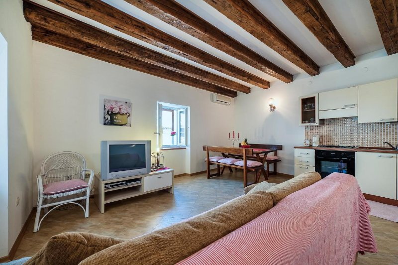 Sala de estar, de superfície: 11 m²
