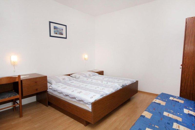 1 dormitorio, 15 m²