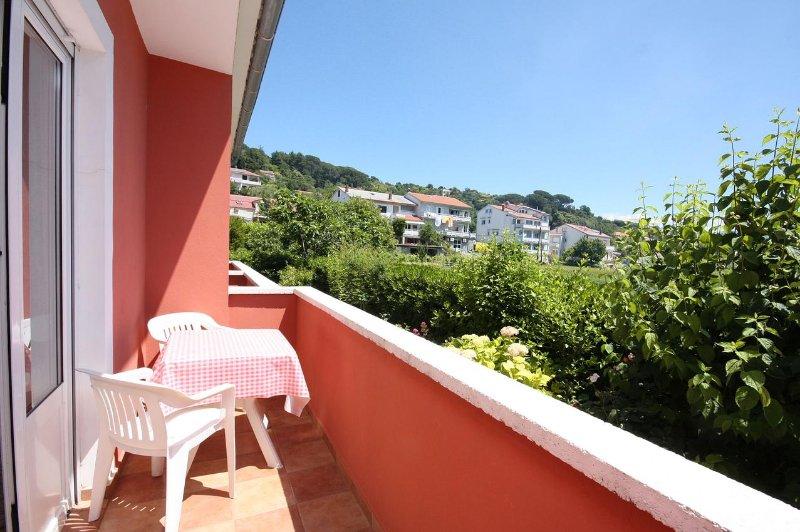 Balcony 1, Surface: 5 m²