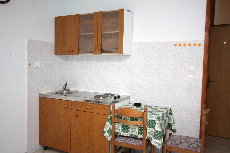 Eetkamer, Oppervlakte: 2 m²