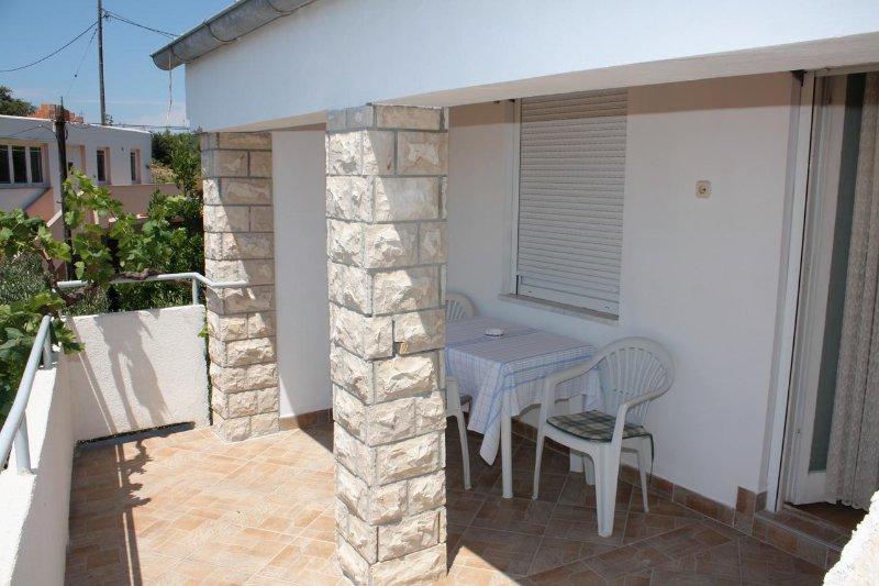 Terrasse, Surface: 10 m²