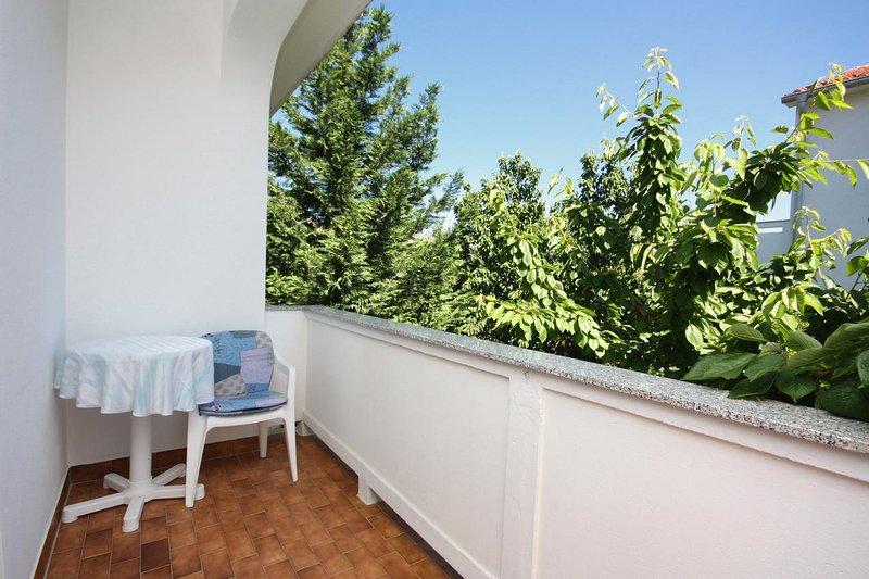 Balcon, Surface: 5 m²