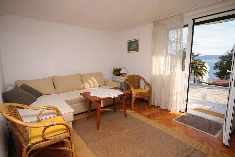 Sala de estar, superficie: 13 m²