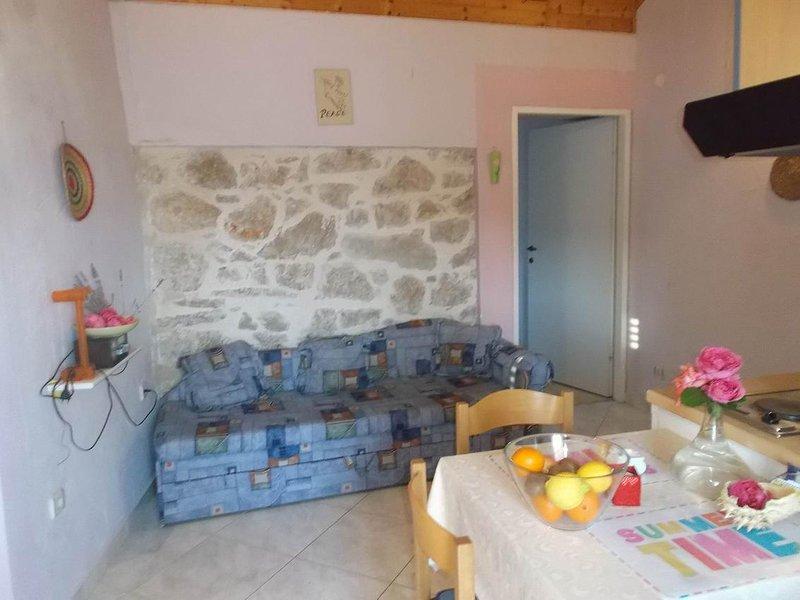 Sala de estar, de superfície: 8 m²