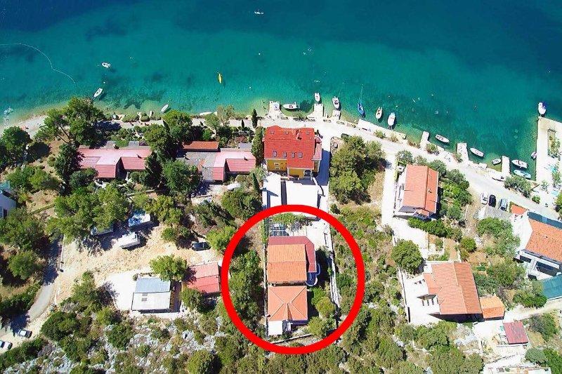 Two bedroom apartment Grebaštica, Šibenik (A-5270-b), location de vacances à Grebastica