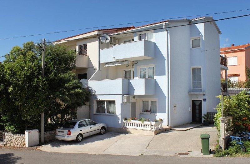 One bedroom apartment Jadranovo, Crikvenica (A-5285-b), location de vacances à Jadranovo