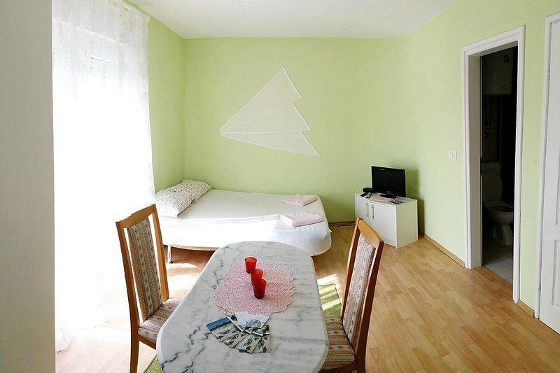 Sala de estar, superficie: 17 m²