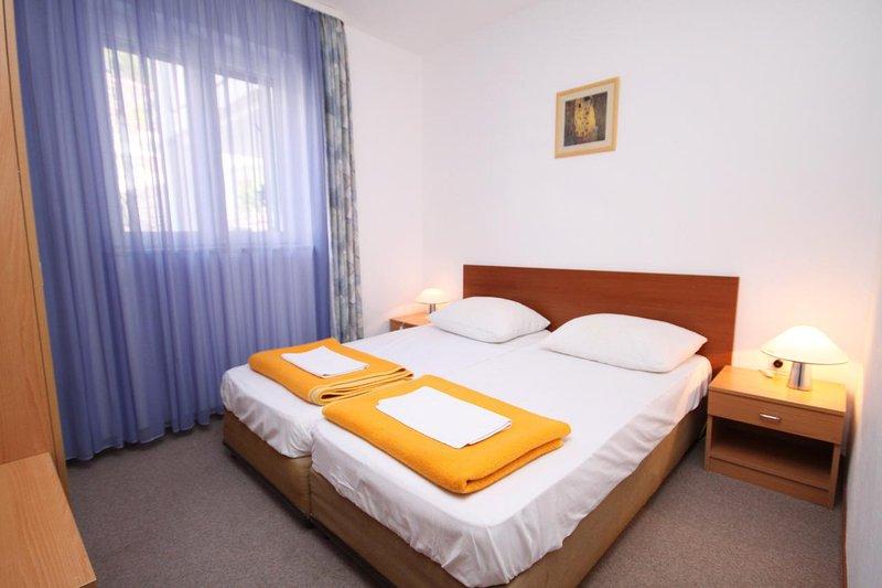 Slaapkamer, oppervlakte: 9 m²