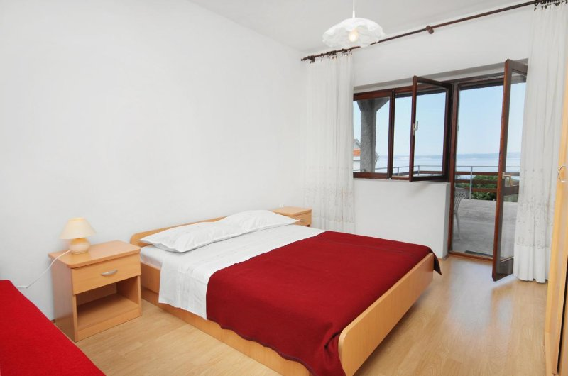 Bedroom, Surface: 16 m²