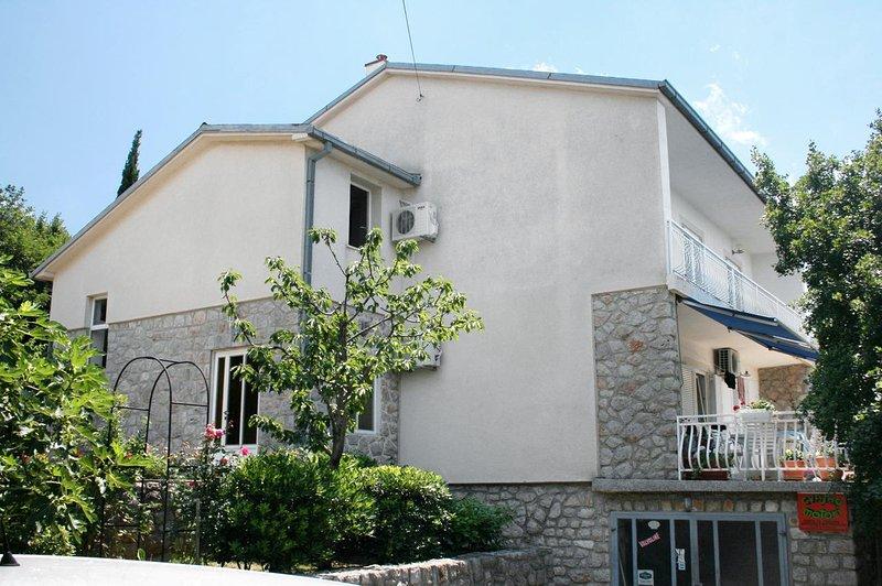 Three bedroom apartment Klenovica, Novi Vinodolski (A-5516-a), holiday rental in Klenovica