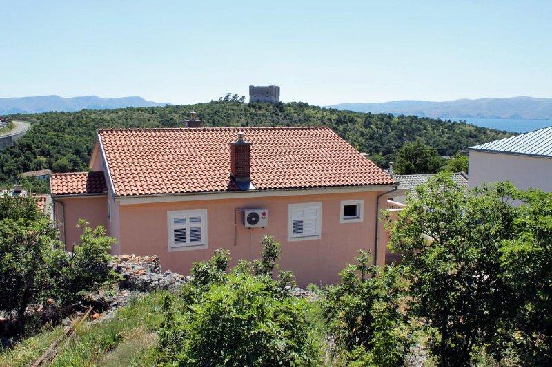 Two bedroom apartment Senj (A-5569-d), holiday rental in Senj