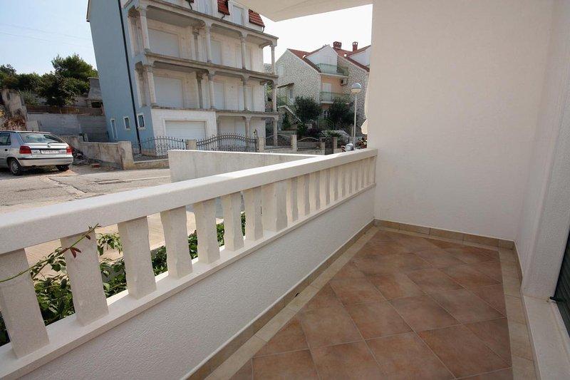 Terrasse 2, Surface: 5 m²