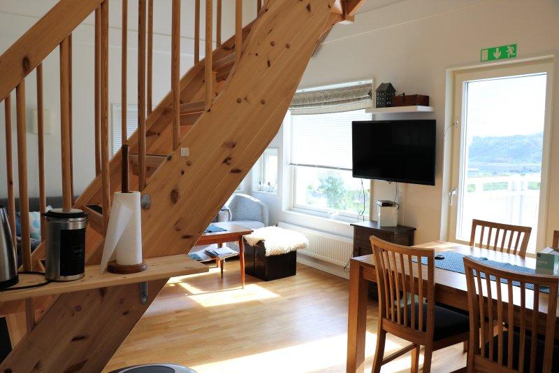 Lägenhet Solpiggen 1:4, holiday rental in Riksgransen