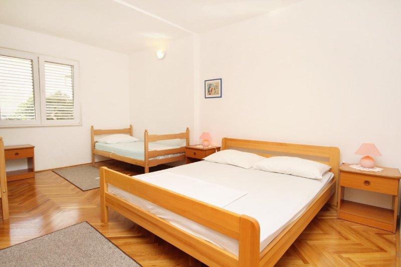 Schlafzimmer, Oberfläche: 19 m²