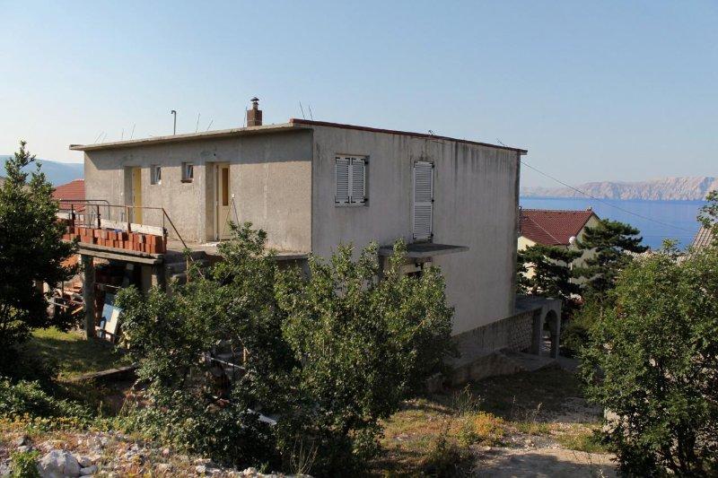 Two bedroom apartment Novi Vinodolski (A-5537-a), casa vacanza a Donji Zagon