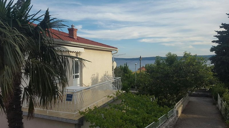Two bedroom apartment Selce, Crikvenica (A-5475-a), holiday rental in Selce