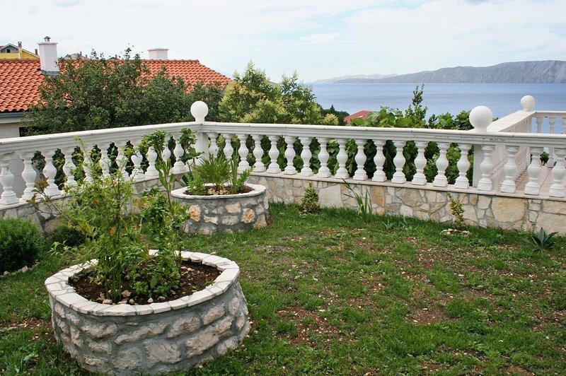 Novi Vinodolski Apartment Sleeps 2 - 5464469, casa vacanza a Povile