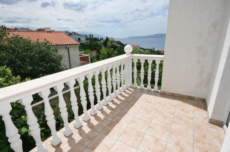 Novi Vinodolski Apartment Sleeps 2 - 5464471, casa vacanza a Povile