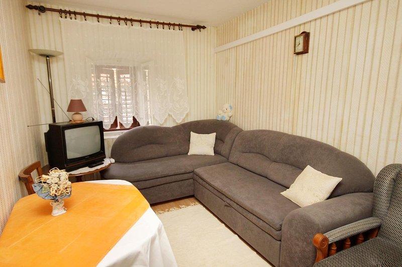 One bedroom apartment Pučišća, Brač (A-770-a), casa vacanza a Gornji Humac
