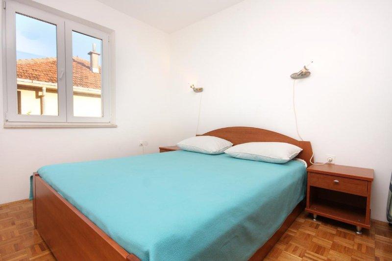 Slaapkamer, Oppervlakte: 10 m²