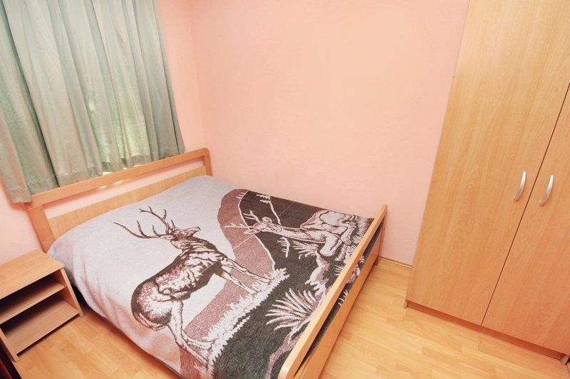 Schlafzimmer, Oberfläche: 7 m²