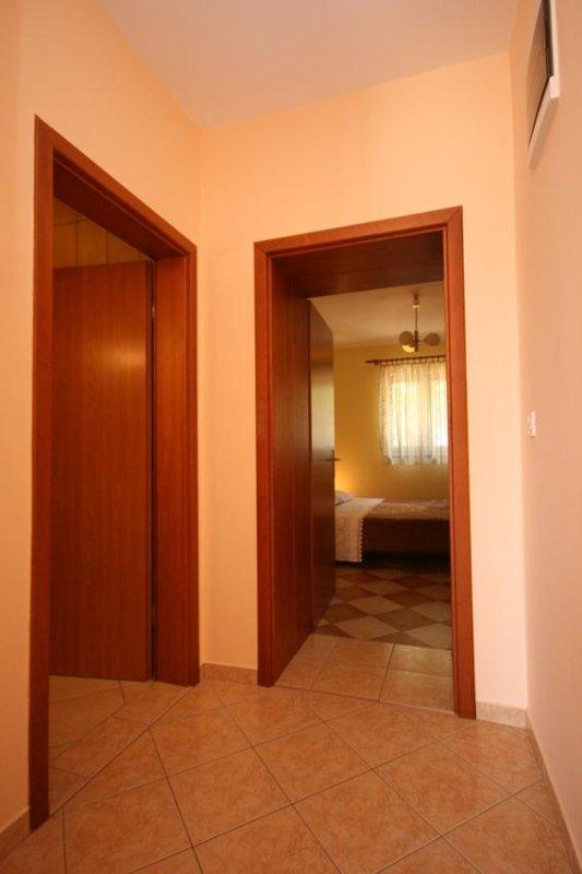 Hallway, Surface: 2 m²