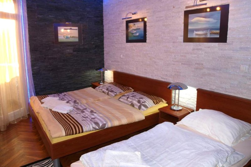 Chambre à coucher, Surface: 17 m²
