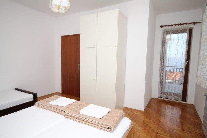 2 quartos, Superfície: 14 m²