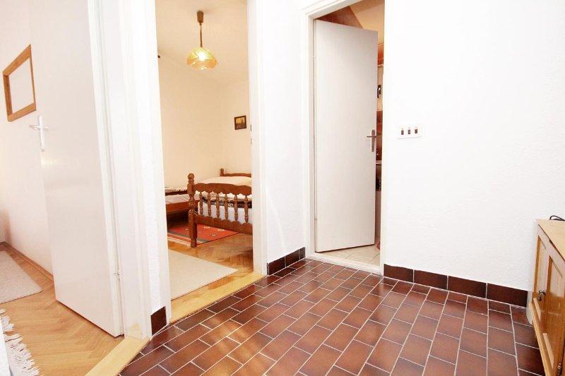 Pasillo, superficie: 2 m²
