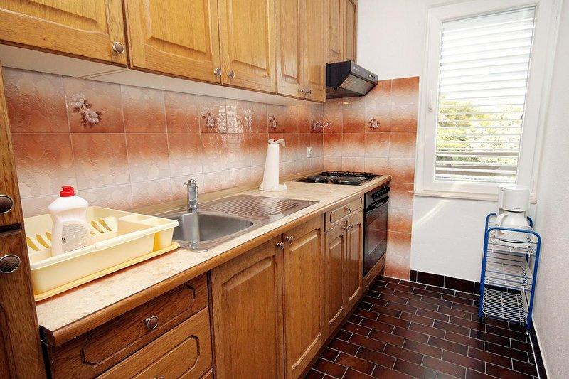 Cocina, superficie: 5 m²