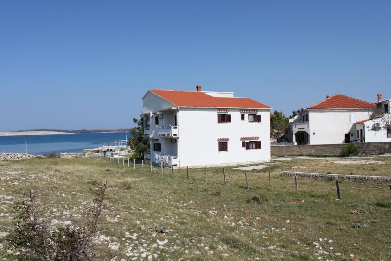 Two bedroom apartment Kustići, Pag (A-6353-a), vacation rental in Kustici