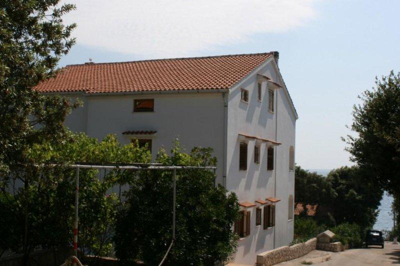 One bedroom apartment Mandre, Pag (A-6518-b), casa vacanza a Olib