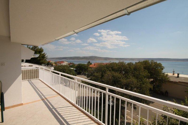 Terrace, Surface: 18 m²