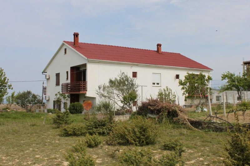 Krnesa Apartment Sleeps 8 with Air Con - 5465408, holiday rental in Ljubac